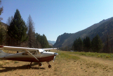 Upper Loon Airstrip